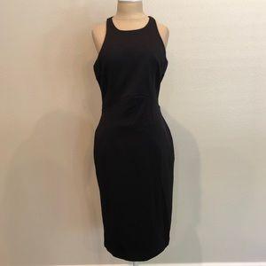 Black sleeveless dress bar III NWT